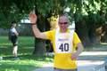 Parco della Pieve: l'arrivo e il pasta party - Giro del Tabià - 15-06-2013